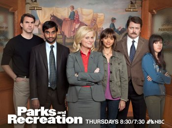Parks and Recreation, a comédia optimista